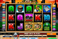 money mad monkey microgaming kolikkopelit