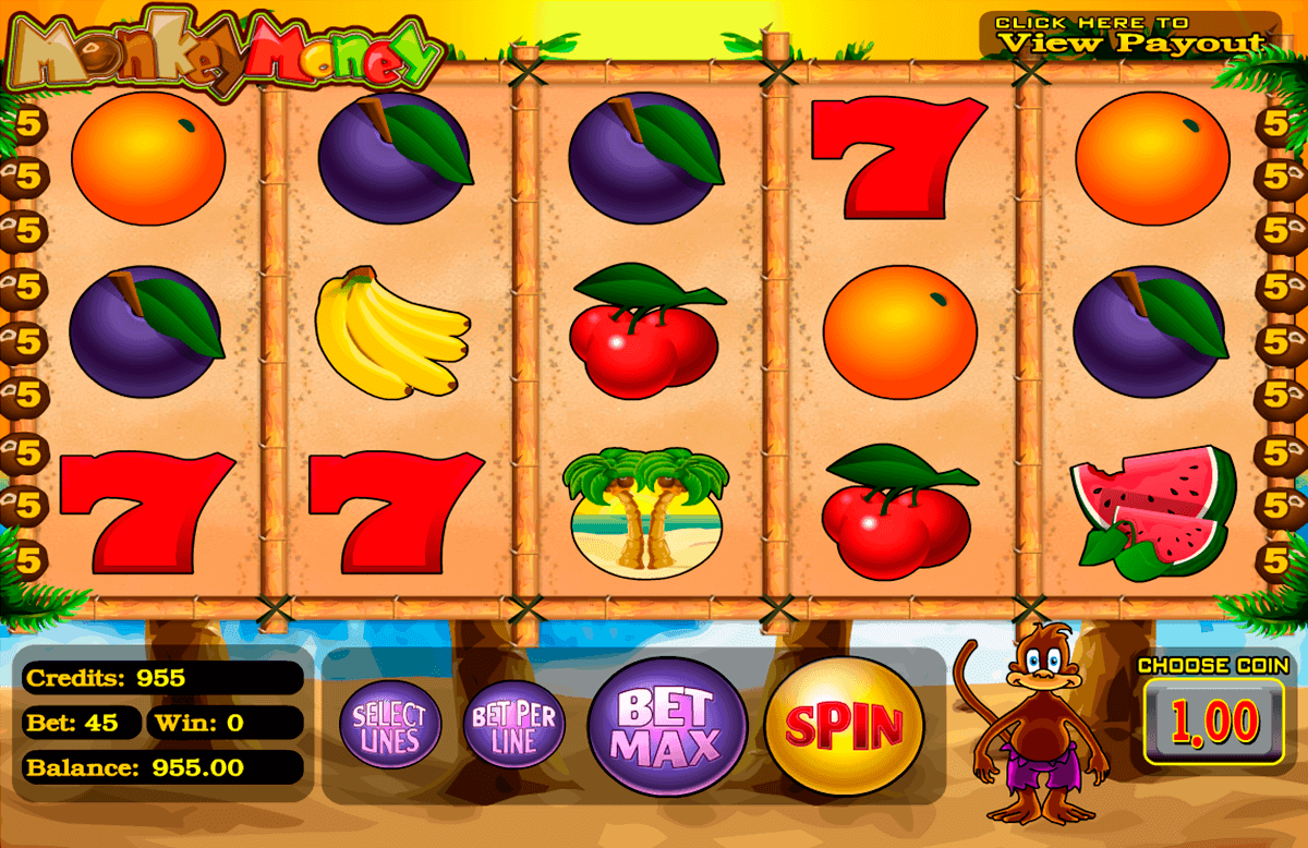 monkey money betsoft kolikkopelit
