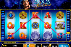 moon goddess bally kolikkopelit