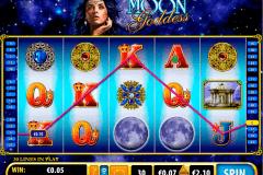 moon goddess bally kolikkopelit