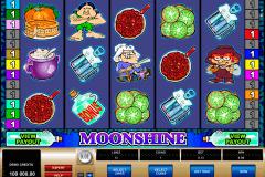 moonshine microgaming kolikkopelit