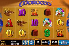 morocco bally kolikkopelit