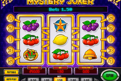 mystery joker playn go kolikkopelit