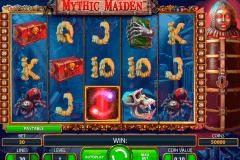mythic maiden netent kolikkopelit