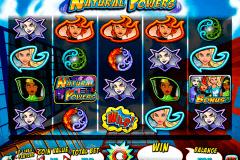 natural powers igt kolikkopelit