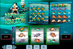 neptunes kingdom playtech kolikkopelit