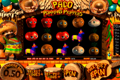 paco and the popping peppers betsoft kolikkopelit