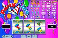 party line playtech kolikkopelit