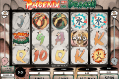 phoeni and the dragon microgaming kolikkopelit