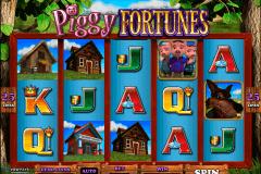 piggy fortunes microgaming kolikkopelit