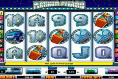 platinum pyramid amaya kolikkopelit