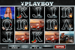 playboy microgaming kolikkopelit