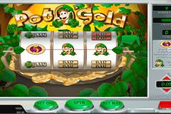 pot o gold amaya kolikkopelit