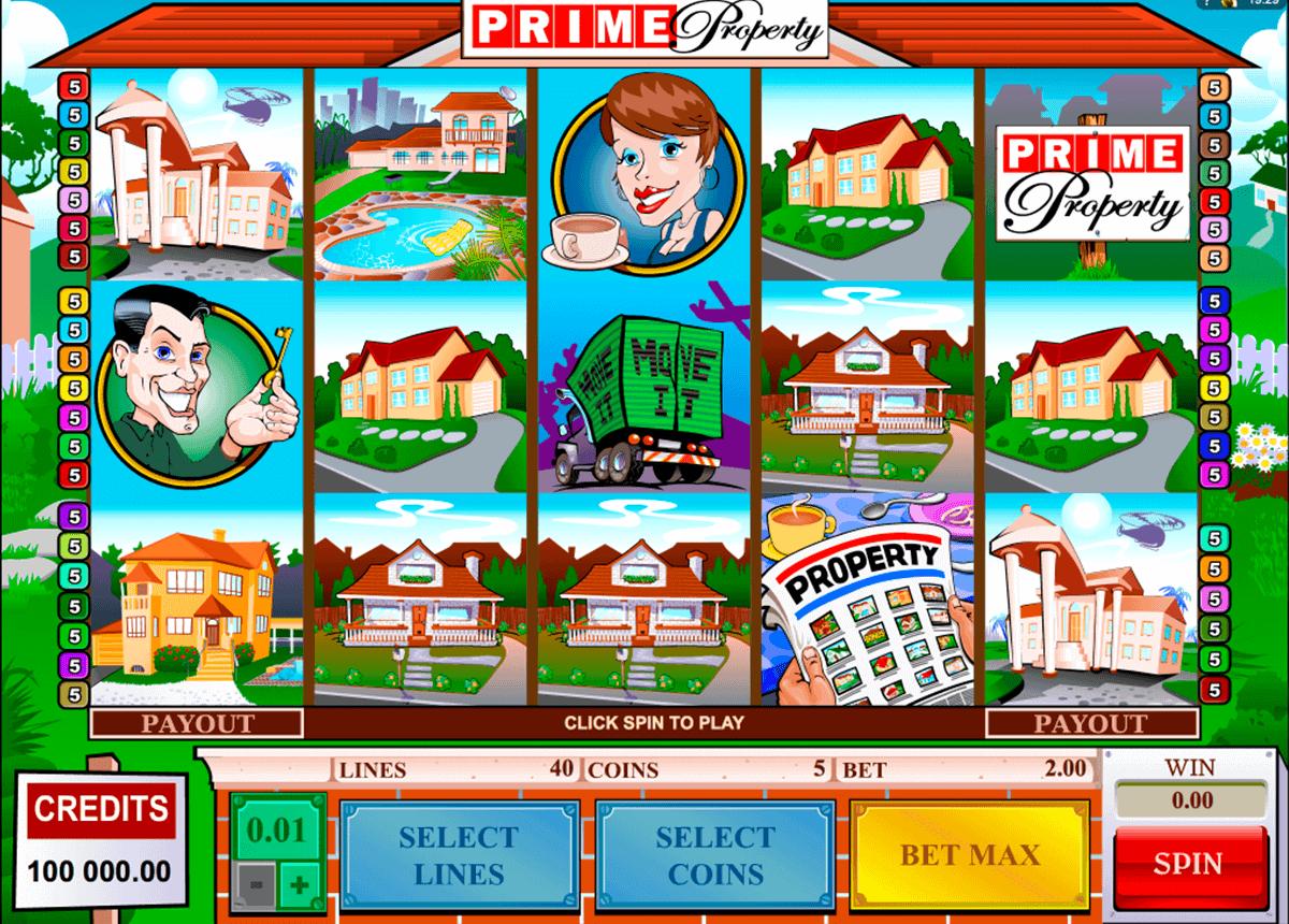 prime property microgaming kolikkopelit