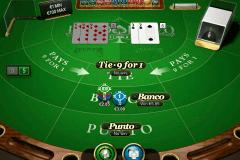 punto banco pro series netent blackjack