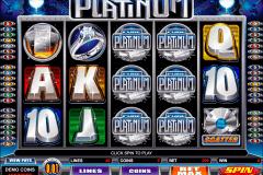 pure platinum microgaming kolikkopelit