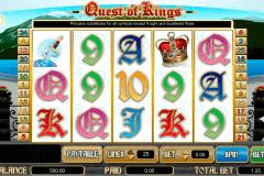 quest of kings amaya kolikkopelit