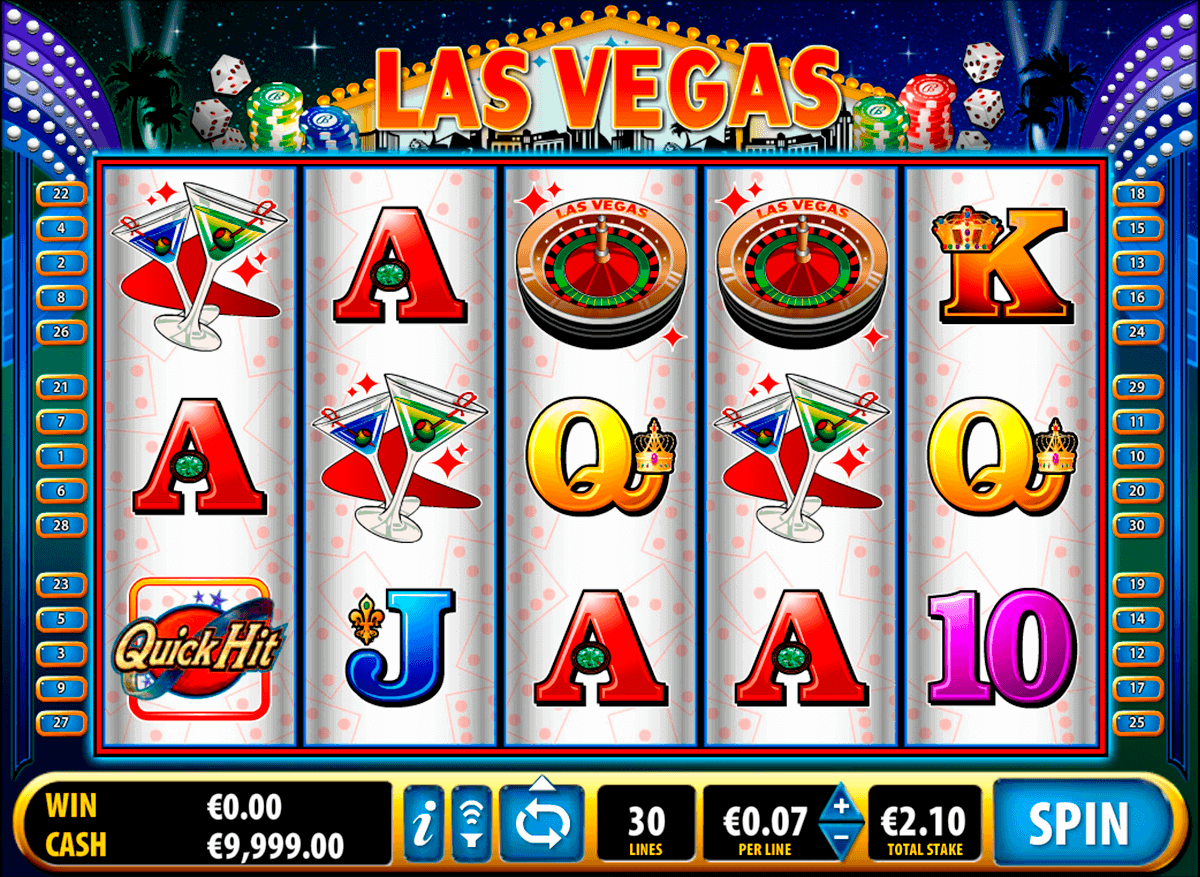 quick hit las vegas bally kolikkopelit