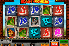rage to riches playn go kolikkopelit