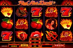 red hot devil microgaming kolikkopelit