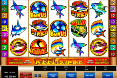 reel strike microgaming kolikkopelit