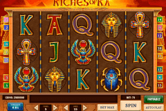 riches of ra playn go kolikkopelit