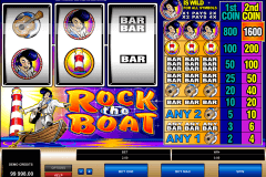 rock the boat microgaming kolikkopelit