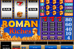 roman riches microgaming kolikkopelit