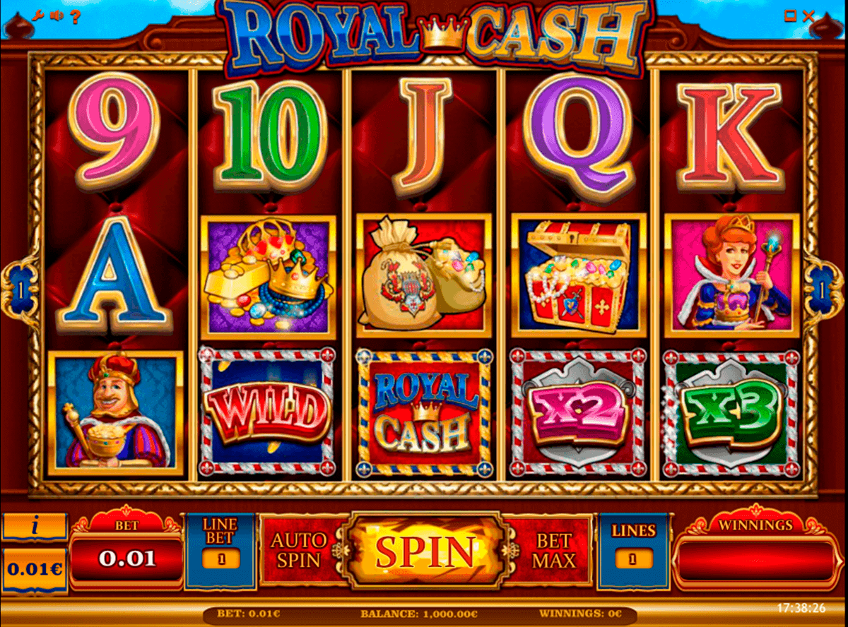 royal cash isoftbet kolikkopelit