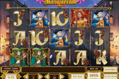 royal masquerade playn go kolikkopelit