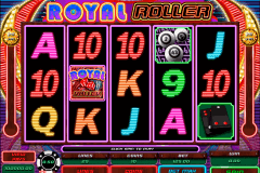 royal roller microgaming kolikkopelit