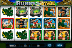rugby star microgaming kolikkopelit