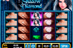shadow diamond bally kolikkopelit