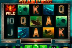 silent run netent kolikkopelit