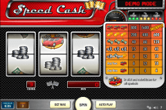 speed cash playn go kolikkopelit
