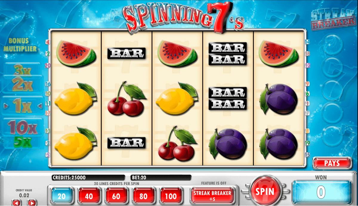 spinning s amaya kolikkopelit