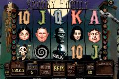 spooky family isoftbet kolikkopelit