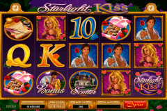 starlight kiss microgaming kolikkopelit