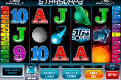 starscape microgaming kolikkopelit