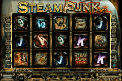 steam punk heroes microgaming kolikkopelit