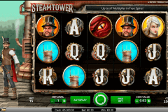 steam tower netent kolikkopelit