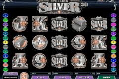 sterling silver d microgaming kolikkopelit