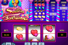 sultans fortune playtech kolikkopelit