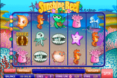 sunshine reef microgaming kolikkopelit
