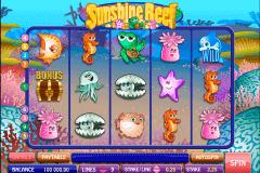 sunshine reef microgaming kolikkopelit
