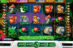 super lucky frog netent kolikkopelit