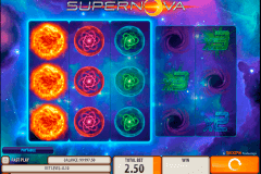 supernova quickspin kolikkopelit