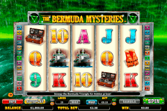 the bermuda mysteries netgen gaming kolikkopelit