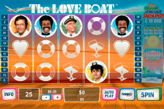 the love boat playtech kolikkopelit