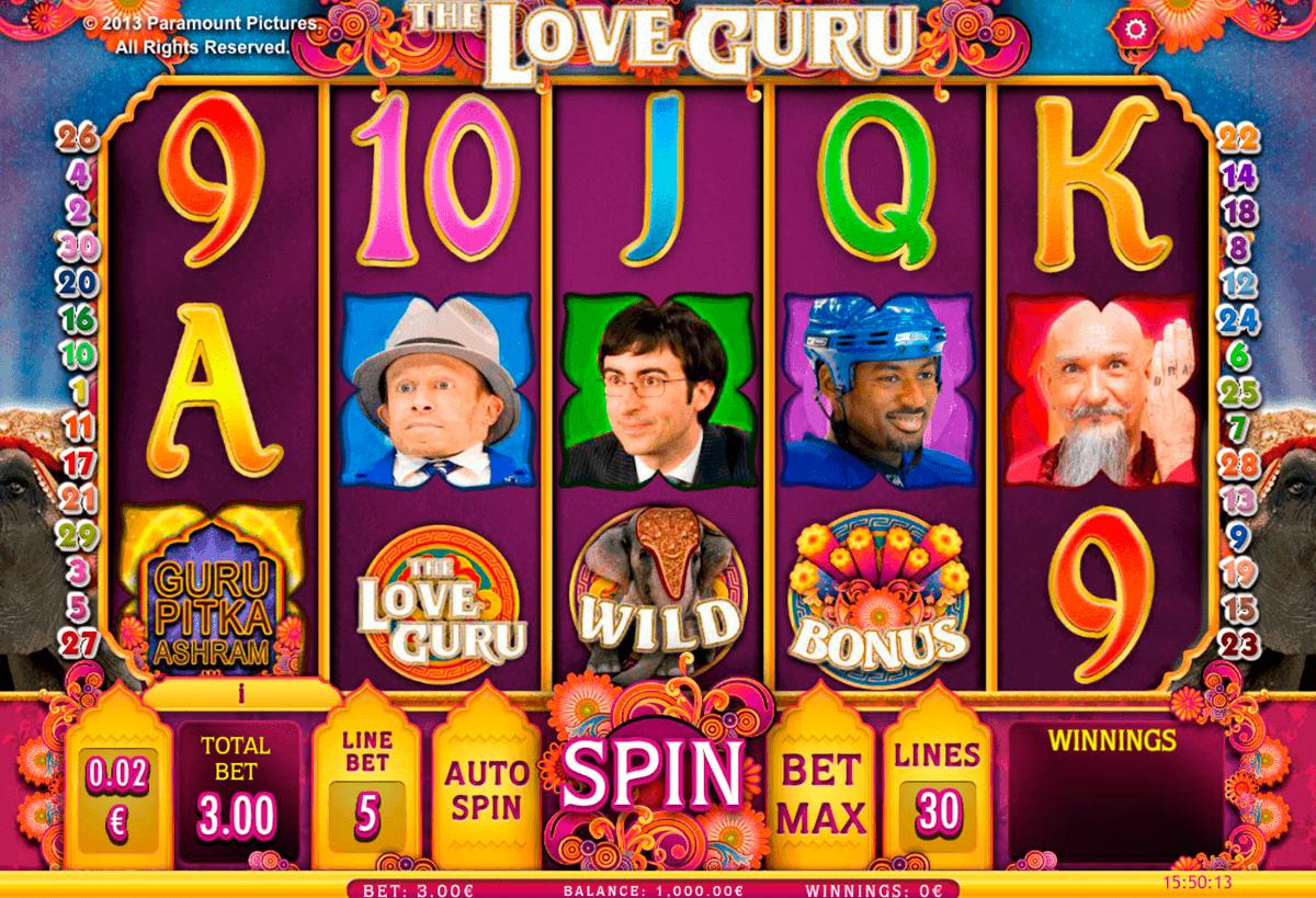 the love guru isoftbet kolikkopelit